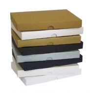 5x7 inch Pearlescent Greeting Card Boxes, Invite, Wedding, Gift Box